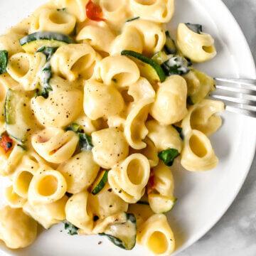Veggie Mac & Cheese
