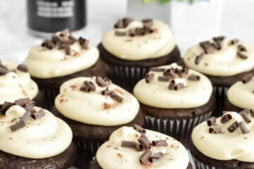 chocolate guinness cupcake recipe with cream cheese frosting