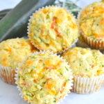 Savory Veggie Muffins