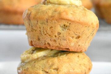 the best banana muffins
