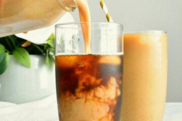 pumpkin cream cold brew starbucks copycat recipe