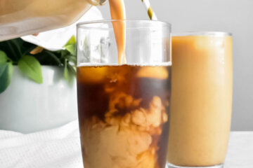 pumpkin cream cold brew recipe starbucks copycat