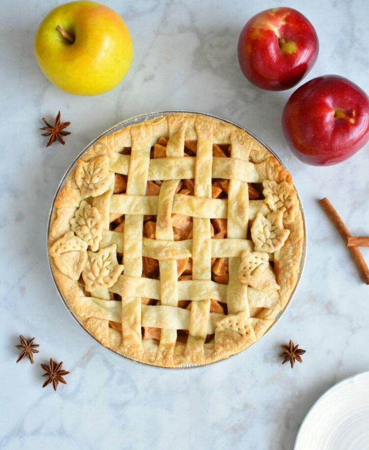 classic homemade apple pie recipe