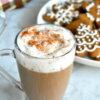 homemade gingerbread latte recipe