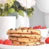 chocolate chip ricotta pancakes recipe