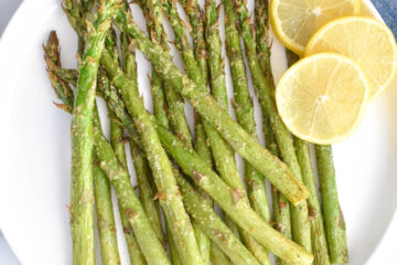 air fryer asparagus recipe