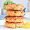 easy shrimp cakes recipe