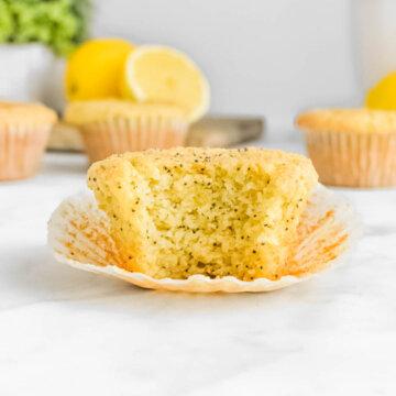 almond flour lemon poppy seed muffins recipe keto muffins
