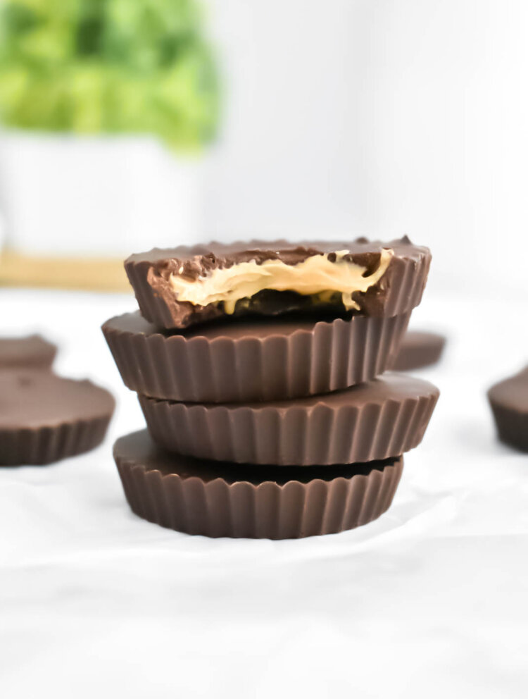 chocolate peanut butter cups recipe