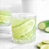 Cucumber margarita recipe